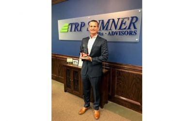Please join us in congratulating Matthew A. Smith, Partner at TRP Sumner, for recently receiving the Past President's Award from the Dunn-Erwin Rotary.